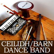 Ceilidh / Barn Dance Band